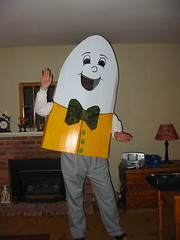 Humpty Dumpty (I wanna) Tags: costume egg humpty dumpty