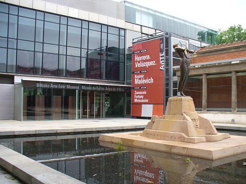 Los Grandes museos en Bilbao