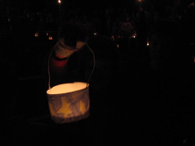 solstice lantern