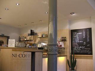 German Coffee Shop
