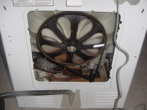 Maytag Neptune Washer with Bad Drum Bearings