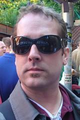 L1050599 (davitydave) Tags: sanfrancisco selfportrait male face sunglasses gaypride themix iloveyoursmile