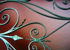 Charleston Detail (Speedboat) Tags: gate iron charleston wrought interestingness136 i5oo