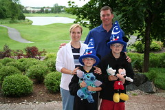 The Redman Family (TotalPhoto (Leon)) Tags: charity family party golf fun lakes tournament childrens wish kanata coarse totalphoto