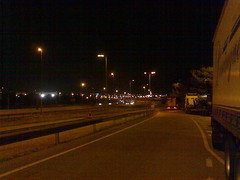 Hitchhiking Barcelona