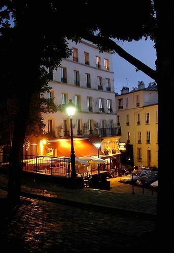 Relais de la butte, Montmartre - Paris par Beair