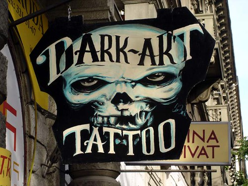 Dark Art Tattoo, Budapest