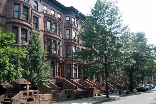 Park Slope, Brooklyn photo by wallyg on Flickr