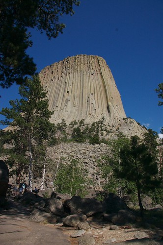 Devil's Tower Monument
