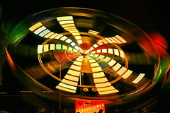 Paratrooper (MarkWells) Tags: longexposure carnival nightshot amusementpark thrillrides markwells mrkwells kentcornocopiadays mkwells