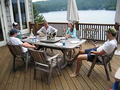 (David Danzig) Tags: lake goldberg eric 2006 andrew sama rabun mintz