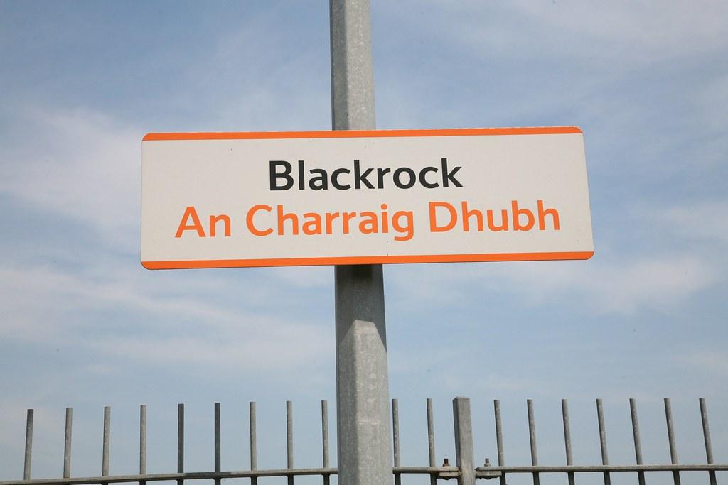 BLACKROCK DART STATION