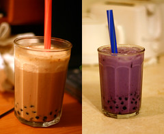 boba (alida saxon) Tags: dessert bubbletea drink chocolate blueberry mocha bubble boba tapioca bobatea bobacoffee