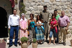 New frends at Karavensera (CharlesFred) Tags: turkey mardin mesopotamia anatolia turchia turkye