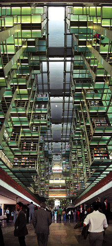 Biblioteca Vasconcelos, by rageforst