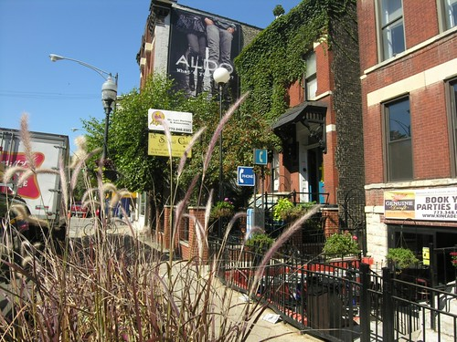 Quote of the day: Signs of life in Lincoln Park