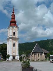 Pelsőc, Református templom
