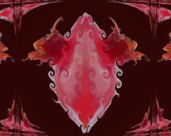 Proserpina (Pickersgill Reef) Tags: wallpaper pomegranate manipulation morris janey proserpina rossetti pspx sosij