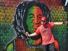 The Artist know as EYEZ (Eddie C3) Tags: newyorkcity streetart art graffiti graffitiartist eyez astoriaqueens wellingcourt wellingcourtmuralproject 6thannualwellingcourtmuralproject
