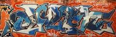 Omaek193 - DSP - Pesaro (omaek193) Tags: graffiti pesaro nineties dsp 193 omek omaek193 dspcrew omaek