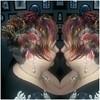 Multi Color Highlights on Extreme Textured Haircut (HAIR RAIZERS SALON) Tags: haircut highlights haircuts punkhair redhighlights blondehighlights orangehighlights yellowhighlights pravana texturedhaircut magentahighlights spikedhaircut pravanavivids shavedhaircut texturizedhaircut pravanabradenton pravanasarasota diagonalhighlights multicolorhighlightsonextremetexturedhaircut rockethair