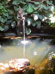 Pond, Bangkok (alankaar) Tags: sculpture water fountain thailand pond bangkok jimthompsonhouse