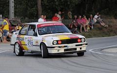 26 BMW 325i . 2015 Ralli Osona _2755 (antarc foto) Tags: 26 rally joan catalonia racing cruz bmw vic catalunya garcia races santi 325i rallye motorsport osona catalogne 2015 teixido dieguez ralli