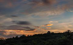 Watchtower (pidalaphoto) Tags: sunset summer newyork hudsonriver hudsonvalley hudsonhighlands bearmountainstatepark