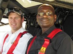Russell & Col Bob Pule BDF lr