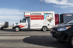 2015-07-17 adventures in moving (** RCB **) Tags: street truck moving afternoon vehicles commute 365 uhaul 2015 rentaltruck stoppedintraffic 80freeway 3652015imstillstanding