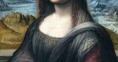Pinned to Mona Lisa on Pinterest