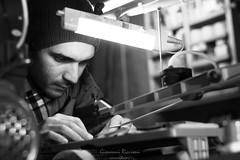 Vincenzo at work|Vespolate|Italy (Giovanni Riccioni) Tags: black white woodworker carpenter vespolate valenzisi rilegno wood giovanniriccioniphotography giovanni riccioni portrait ritratto