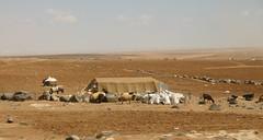 Bedouin settlement, Jordan (Nanooki ʕ•́ᴥ•̀ʔっ) Tags: jordan bedouin settlement