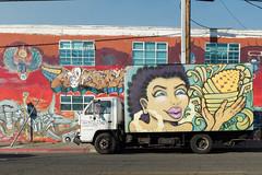 (breakbeatbilly) Tags: hieroglyphics studio industrial movingtruck graffiti oakland eastoakland art street