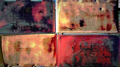 cubism for heiploeg [57] (yakkay43) Tags: new nordsea abstract lifestyle adventurous chaos color container artistry outdoor art red