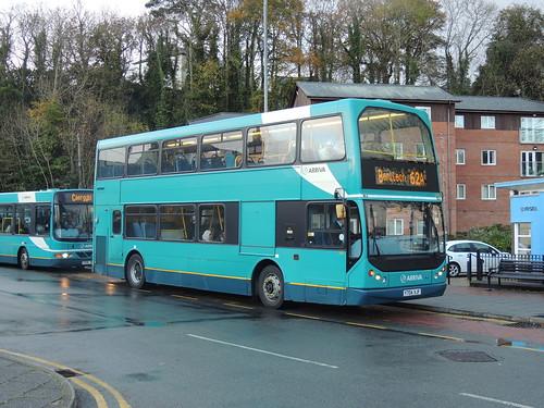 DSCN7801 Arriva Cymru 4189 Y704 XJF