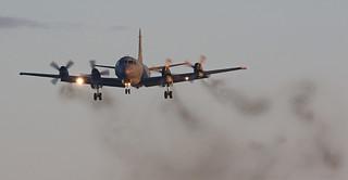 Canadian CP140 Lockheed Aurora