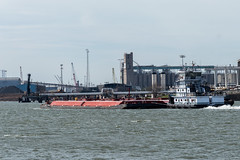 MORGAN CITY (Matt D. Allen) Tags: tugboat houstonshipchannel shipspotting tugs maritime kirby marine