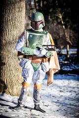 IMG_2061 (Johnny Applesauce) Tags: boba fett esb empire strikes back cosplay 501 501st snow costume kit mandalorian