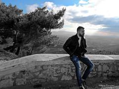 photoshooting (braziliana13) Tags: greece parnitha view landscape outdoor model nikon