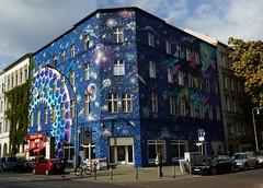 Berlin (marc.fray) Tags: berlin bülowstrasse bülowstrasse97 schöneberg streetart urbannation 10783 bülowstr allemagne germany deutschland mural graffiti fresque fresquemurale