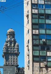 Palácio Salvo - Edificio Ciudadela - Montevideo - Uruguay (TLMELO) Tags: tannat vino vinho wine uva meat meal parilla palenque grape montevideo montevidéu uruguai uruguay bouza