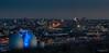 City lights - Dortmund, Germany (Zaphod Beeblebrox 1970) Tags: egg night dortmund deutschland ei blauestunde germany deuser deuserberg panorama lights bluehour deuserhalde eier nacht building deusen nachtaufnahme city ruhrgebiet ruhr nrw