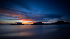 Shoal Bay Sunrise (RoosterMan64) Tags: longexposure panorama seascape sunrise canon panoramic 1740l shaolbay