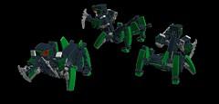 IT-07 Mantis (phayze81) Tags: lego military scifi mech moc mfz mf0 mobileframezero