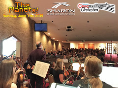 Planets Concert June 7, 2015