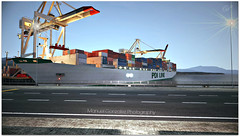 Polyphony Digital International Line (Manuel Gonzalez Photos) Tags: scenery ship shipping playstation kaz gt6 granturismo photomode gt6photomode