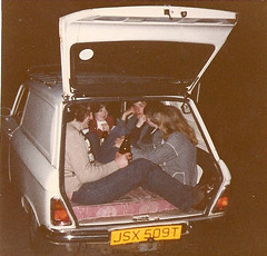 back of the van (misterworthington) Tags: bar scotland highlands kilt drink drinking whiskey fags pissed mckenzie tweed fireeater poachers kintail dornie lochduich ghillies glenshiel mahog kitaillodgehotel