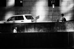 Distance (. Jianwei .) Tags: street urban vancouver candid sony distance kemily nex6