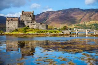 Icon of the Scottish Highlands